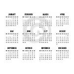 CalendarioA